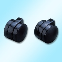 Cens.com Unhooded Twin-Wheel Castors BAI YE INDUSTRIAL CO., LTD.