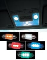 Interior LED lamp