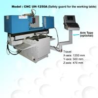 CNC床型强力万能铣床