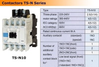 Cens.com Contactors TS-N Series KAYE YUEH CO., LTD.