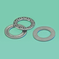 Cens.com Thrust Bearings HSIAN JI BEARING CO., LTD.
