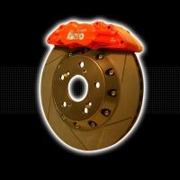 Four-Piston Caliper Kits