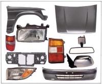 Body Parts, Auto Lamps & Mirror