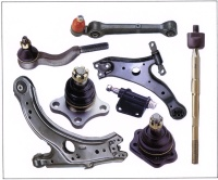 Suspension, Chassis Parts & Rubber Parts