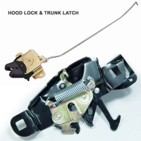 Cens.com Hood Lock & Trunk Latch 虎山實業股份有限公司