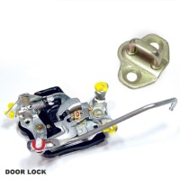 Door Lock Assy & Door Striker