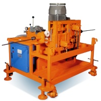 Hydraulic Steel Strand Pusher