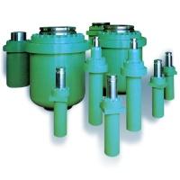 Machinery Three-Way Hydraulic Cylinder