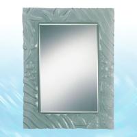 Kiln Formed Glass Mirror