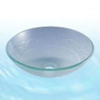 Glass Washbasin-Transparent