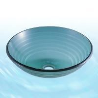 Glass Washbasin-Green