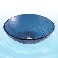 Glass Washbasin