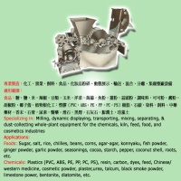 Cens.com High-speed Micon Hammer Mill KUANG LI CHENG MACHINERY INDUSTRIAL CO., LTD.