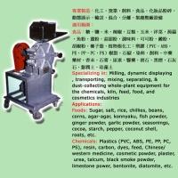 Soft-material Cutting and Jaw-crushing Machine