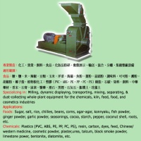 Case-type Circ-U-Flow Hammer Mill