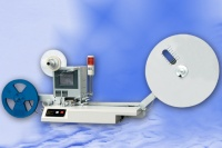 SMD電子元件半自動包裝機