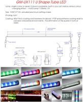 Cens.com U SHAPE TUBE LED HANOVER OUTDOOR LIGHTING DESIGN CO., LTD.