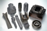 Metal hand-tool parts and hardware items