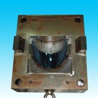 Mold Cavities for Helmet Visors