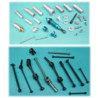 Remote-control toys: DIY tools and parts for toy vehicles, planes, and ships
