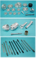 Parts for air tools and hand-operated tools