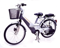 Power-assisted bike