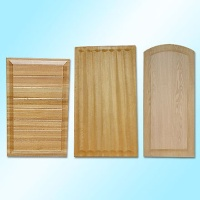 Wooden Parts and Fittings
