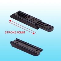 Armrest sliding rail