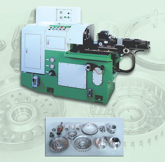 Multipurpose Turning Machine