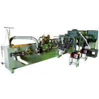 Wing-Type Sanitary Napkin-Making Machine