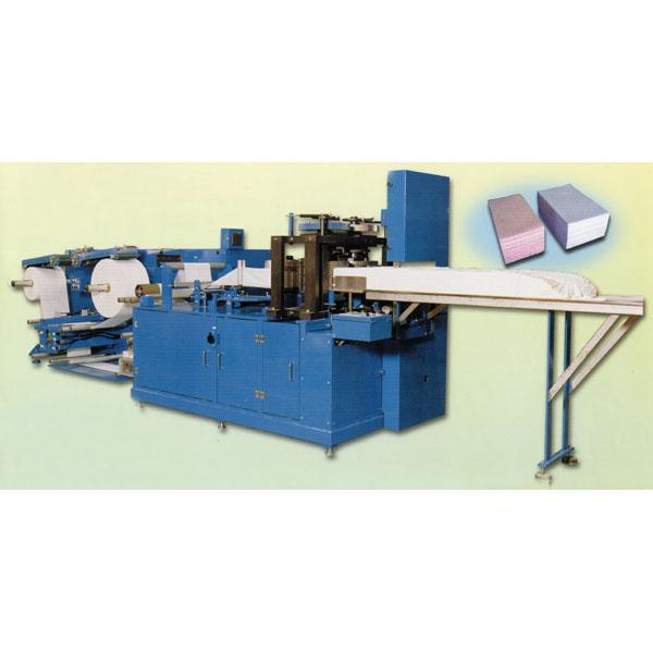Auto Folding Machine for Non-Woven Sheet, Napkin, Facial Tissue