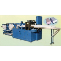 Cens.com Auto Folding Machine for Non-Woven Sheet, Napkin, Facial Tissue WOEI CHERNG MACHINERY CO., LTD.