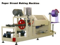 Cens.com Paper Strand Making Machine WOEI CHERNG MACHINERY CO., LTD.