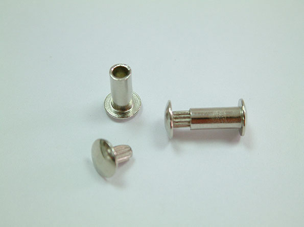Male/ female rivets