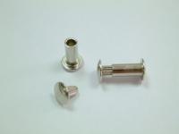 Male/ female rivets
