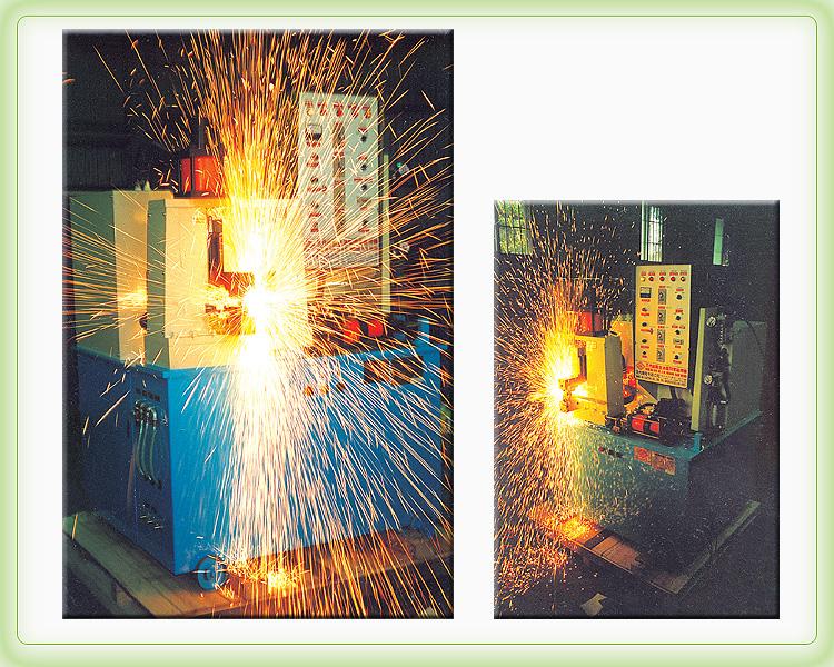 金屬鐵管、鐵板對接閃焊機