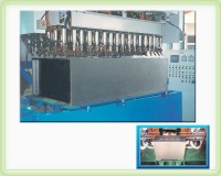 Iron cabinet/case spot-welding machine