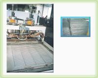 Iron net/rack spot-welding machine