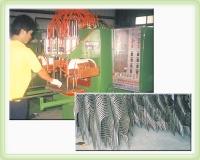 Chair spot-welding machine