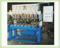 OA furniture/display rack multi-spot-welding machine