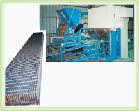 全自動格柵網焊接機械