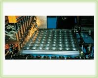 Portal iron-sheet automatic spot-welding machine