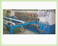 Portal iron-wire-net multi-spot-welding machine