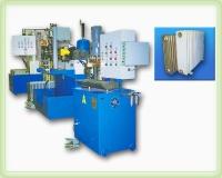 Oil-filled column heater welding equipment