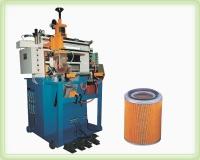 Automobile oil-filter seam-welding machine