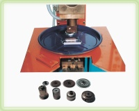 Oil-filter welding machine