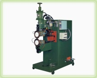 Hydraulic double-spindle seam welding machine