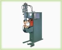 Air compression multi-spot welding machine