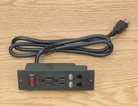2孔3孔插座延長電源線