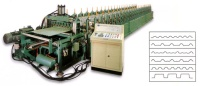 Fully Automatic Corrugated Roofing Sheet Cold-Roll-Forming Machine (NC or Air Controlled)